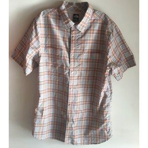 The North Face Men's Plaid Shirt L